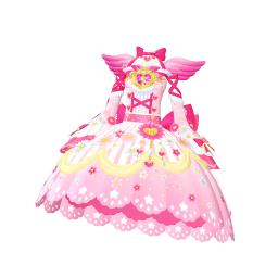 aad90115c2526 JR1-01ときめきのピンクジュエルドレス